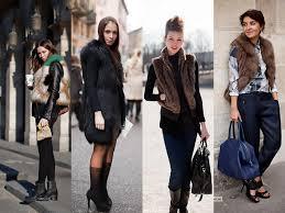 Coletes Femininos Tendências Para o Inverno 2015 –