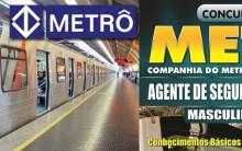 Concurso Metrô São Paulo 2013- Inscrição, Vagas, Edital e Data da Prova