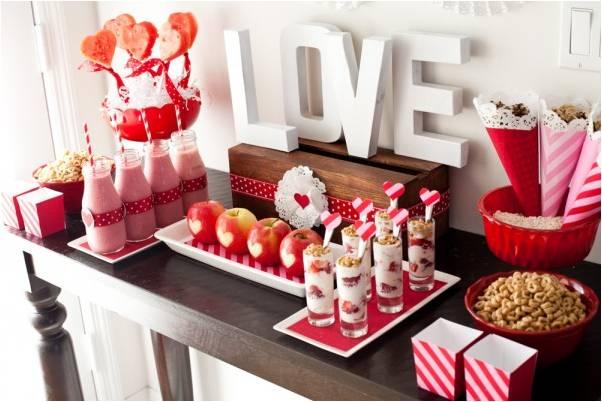 Decoração Romântica Para o Dia dos Namorados – Fotos