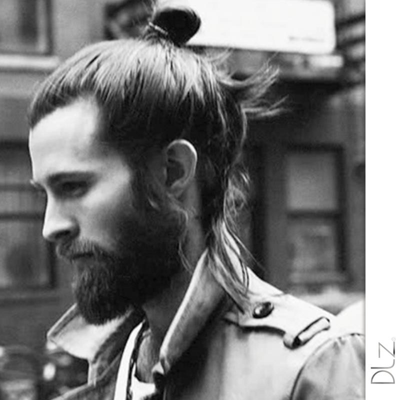 Coque Samurai MasculinoTendência da Moda 2015 – Fotos