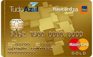 Cartão de Crédito Tudoazul  Itaucard