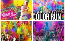 Corrida Color Run Brasil 2015 – Como Participar