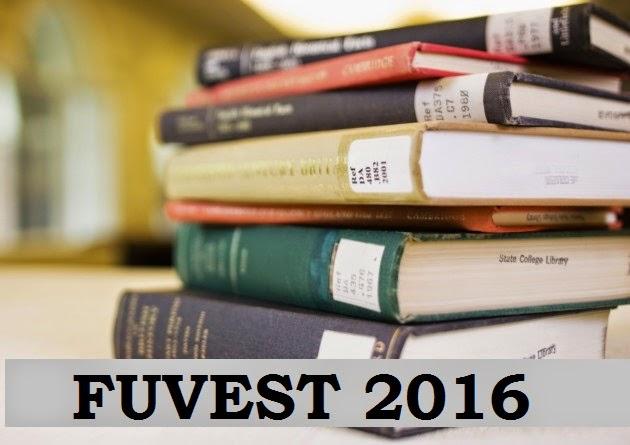 Vestibular FUVEST 1ª Fase 2016 – Inscrições e Calendário