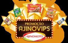 Promoção Ajinovips Ajinomoto 2015 – Como Participar