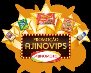 Promoção Ajinovips Ajinomoto