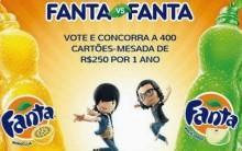Promoção Fanta VS Fanta 2015 – Como Participar