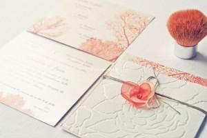 Tendências em Convites de Casamentos