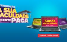 """Promoção Casas Bahia """"A Sua Faculdade a Gente Paga"""" 2015 – Inscrição"""