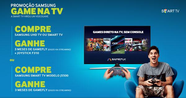 Promoção Samsung Game na TV com Medina  –  Como Participar