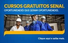 SENAI Cursos Profissionalizantes Gratuitos RJ 2015 – Vagas e Inscrição