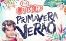 Nova Coleção C&A Capricho  Com Isa Santoni 2015 – Fotos