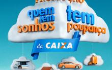 Promoção Caixa Quem Tem Sonho Tem Poupança 2015 – Participar