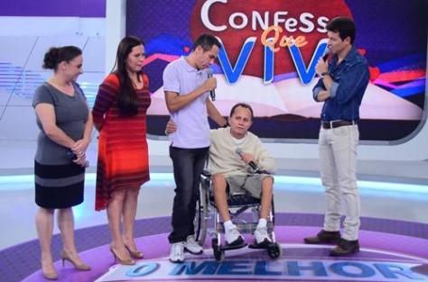 Quadro Confesso Que Vive Programa do Faro 2015