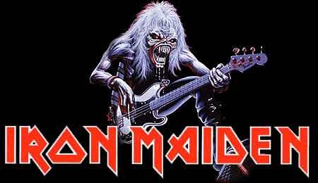 Iron Maiden no Brasil em  2016