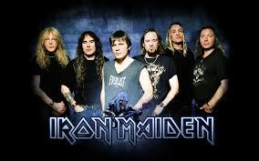 Iron Maiden no Brasil em  2016  – Comprar Ingressos