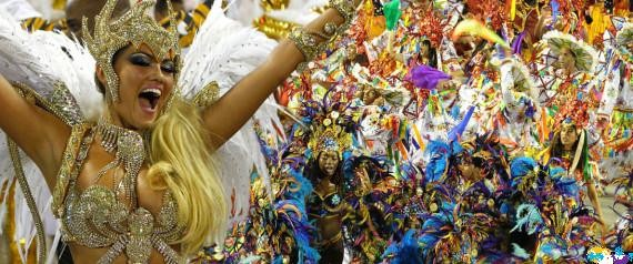 Carnaval Rio de Janeiro  2016 – Data dos Ensaios Técnicos das Escolas