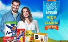 Promoção Nestlé Vida em Família Faz Bem 2015  – Como Participar