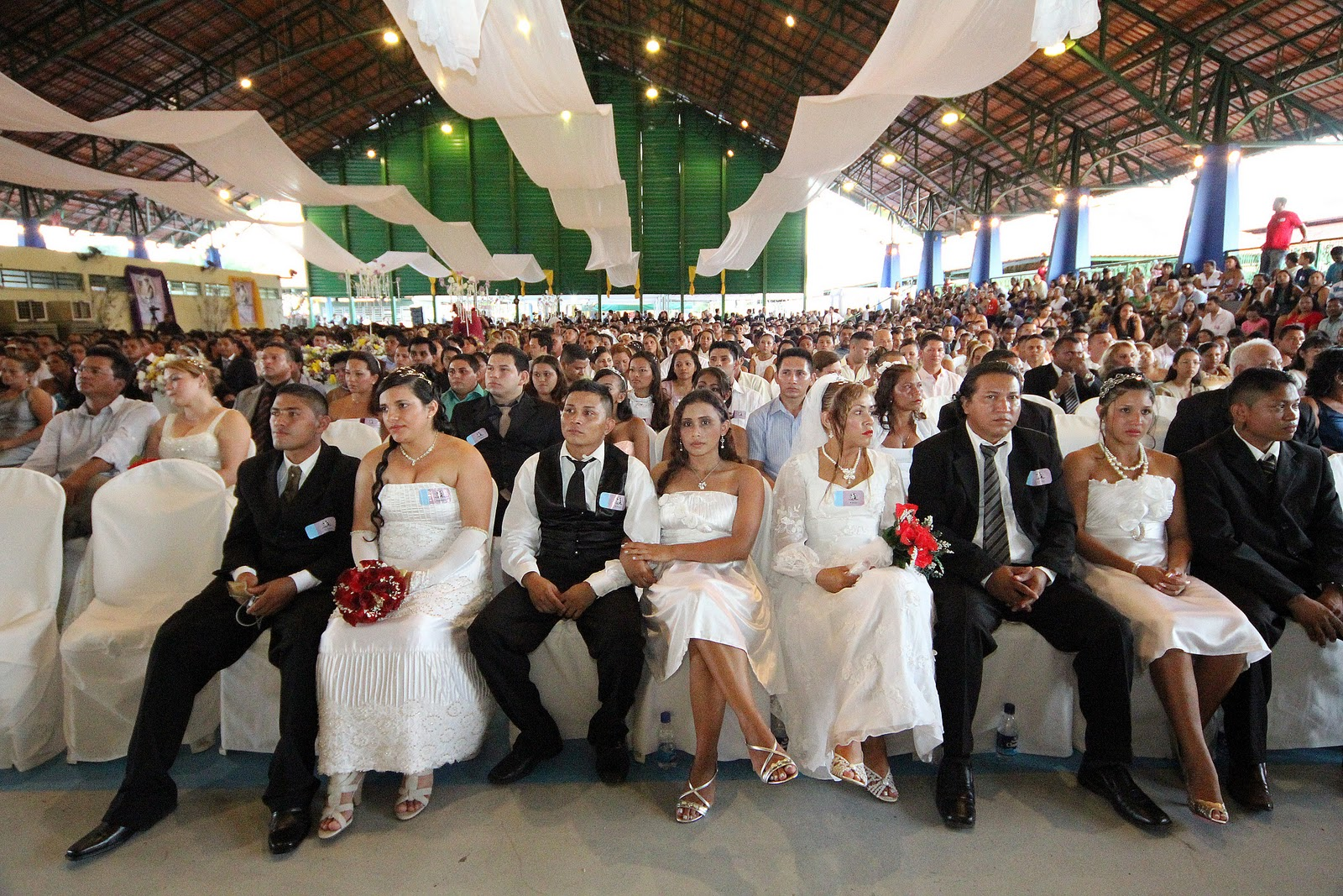 Casamento Comunitário Ribeirão Preto  2016