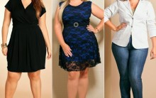 Roupas Sociais Plus Size  2016 – Modelos