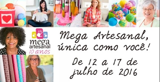 Mega Feira Artesanal 2016