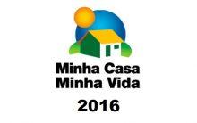 Programa Minha Casa Minha Vida 2016 – Inscrições