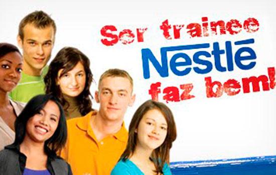 Programa Trainee Nestlé