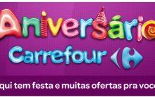 Promoção Aniversário Carrefour 2016 – Como Participar e Prêmio