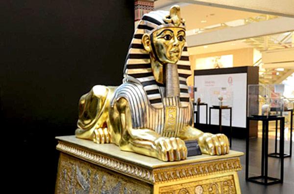 Museu Egípcio permanece em BH 2016