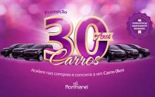 Promoção Rommoanel 30 anos, 30 Carros 2016 –  Como Participar