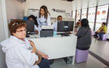 Carretas da Mamografia Gratuita em São Paulo 2016 – Localidades