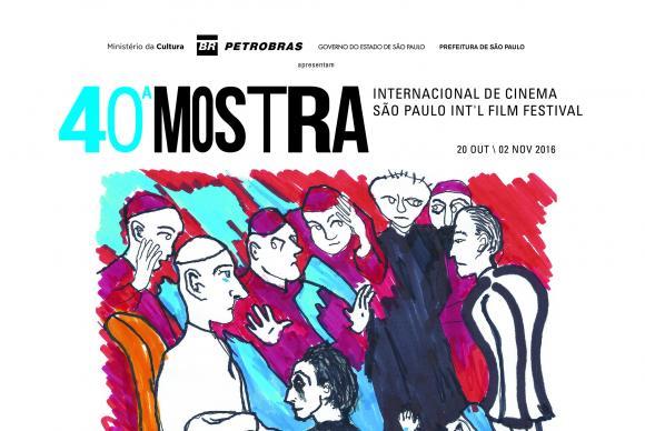 40ª Mostra Internacional de Cinema 2016
