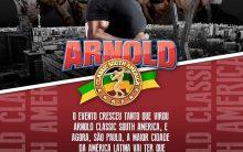 Arnold Classic South América 2017 – Comprar Ingressos