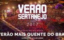 Verão Sertanejo  2017 –  Atrações e  Comprar Ingressos