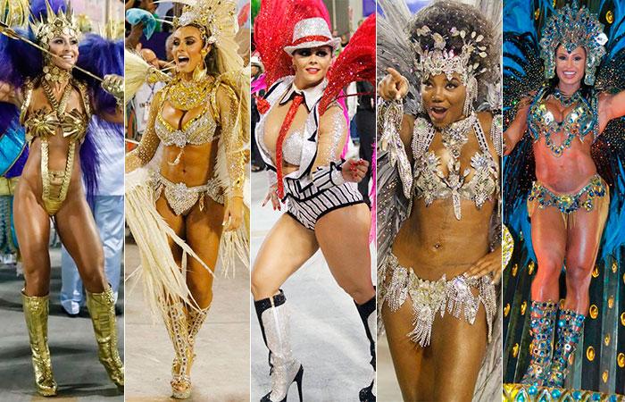 Carnaval 2017 – Programação dos Estados  e Datas