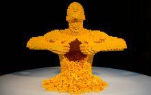 Exposição Com Esculturas Feitas de LEGO 2017 – Comprar Ingressos