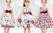 Moda Infantil Verão  2017 –  Tendências