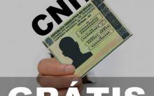 Carteira Nacional de Habilitação Social Gratuita – Requisitos