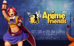 15ª Edição do Festival Anime Friends 2017 – Atrações e Comprar Ingressos