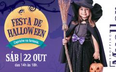 Festa de Halloween no Shopping Mueller 2017 – Local, Horário e Como Funciona