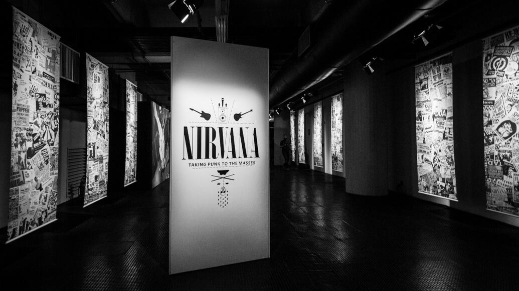 Exposição da Retrospectiva do Nirvana 2017 – Detalhes e Sobre a Banda