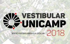 Vestibular Unicamp 2018 – Consultar Locais de Prova e Inscritos