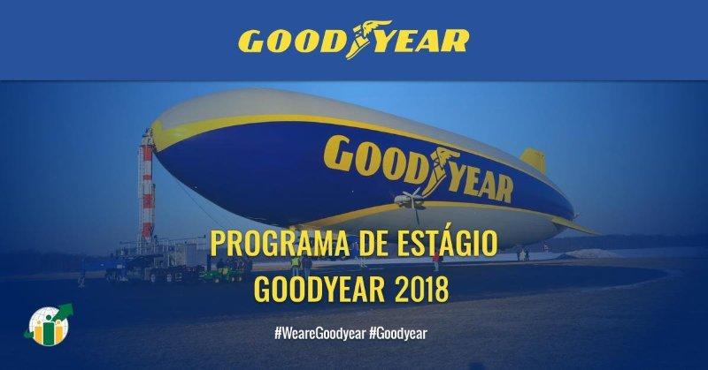 Programa de Estágio Goodyear 2018 – Como Se Inscrever e Benefícios