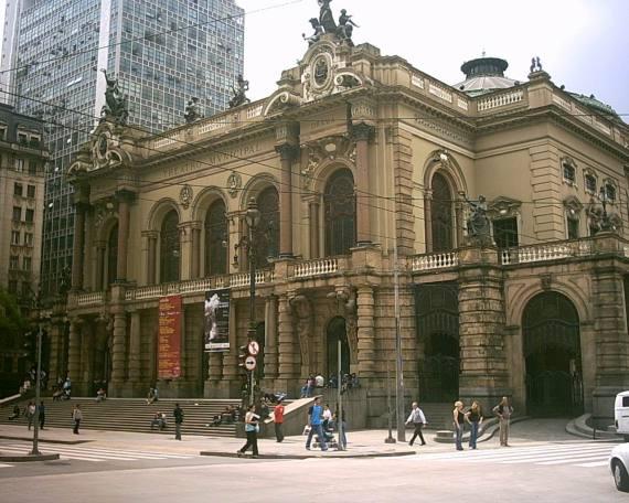 Programa de Estágio do Teatro Municipal de São Paulo 2018 – Como Se Inscrever