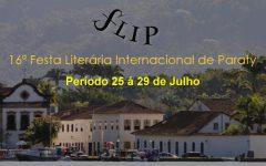16ª Festa Literária Internacional de Paraty 2018 – Programação