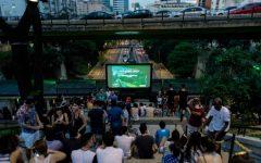 Cinema ao Ar Livre no Mirante 9 de Julho 2018 – Local, Horários e Programação