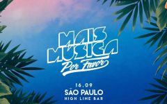 Festa Mais Música Por Favor 2018 – Line Up, Local e Horários