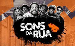 Festival Sons da Rua 2018 – Local, Horários e Programação
