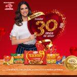 Promoção Sazon 30 Anos de Amor 2018 – Prêmios e Como Participar