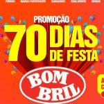 Promoção 70 Dias de Festa Bombril 2018 – Prêmios e Como Participar