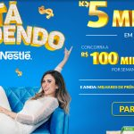 Promoção Tá Podendo Nestlé 2018 – Prêmios e Como Participar